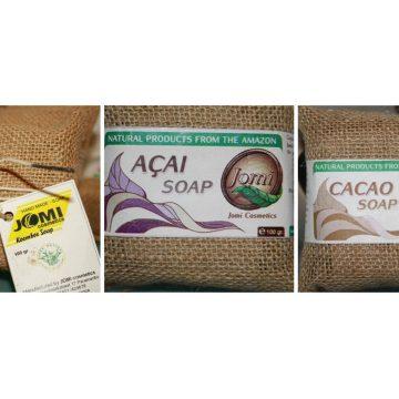 Jomi Cosmetics || Cacao Soap