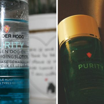 Make-up remover || DR van der HOOG PURITY