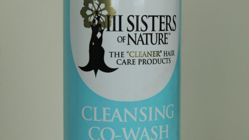 Product Tip : III SISTERS Cleansing Co-Wash