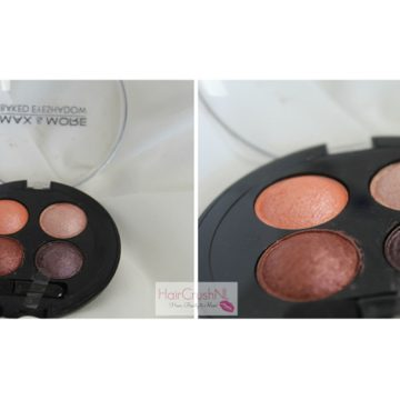 MAX & More Baked Eye Shadow Plain Peach