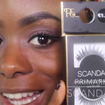 Soft Glamm Make-up & haar Donkere Huid | WINACTIE