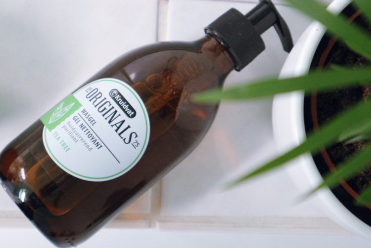 kruidvat tea tree skincare - haircrushnl